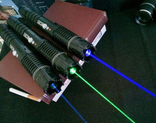 Cool Laser Beam