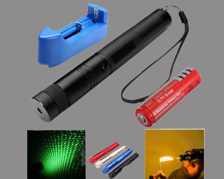 A Pointer Laser Light